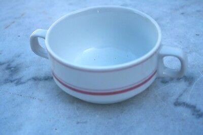 Bauscher Weiden, Germany, Mid Century Modern Cream Soup Bowl