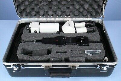 Iris Medical Laser Aperture Surgical Microscope Attachment Leica Wild 445319