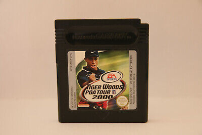Tiger Woods PGA Tour 2000 Game Boy for sale  Shipping to Nigeria