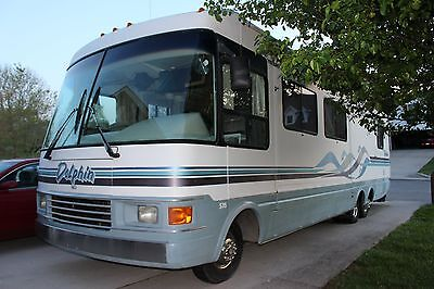 National dolphin 535 motorhome used national dolphin 535 for T t motors somerset kentucky