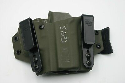 T.Rex Arms Glock 43 Sidecar Appendix Rig Kydex Holster New! -left