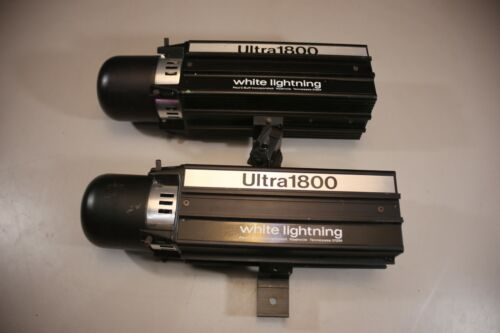 Lot 2 - Paul C. Buff White Lightning Ultra 1800 Monolight (900WS)