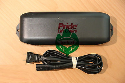 Pride Lift Chairs Charger or Power Recliner Transformer adapter+AC Power (Pride Lift Chairs Recliners)
