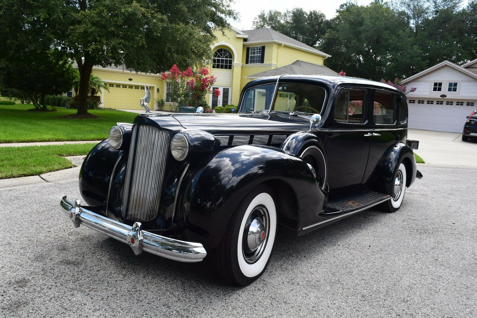 1938 Packard Super 8  1938 Packard Super 8