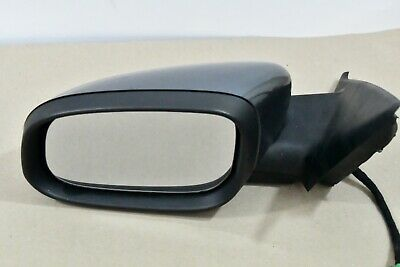 ✅ 07-11 Volvo s40 v50 Driver Left Side View Door Mirror Titanium Gray OEM Volvo S40 Car Driver