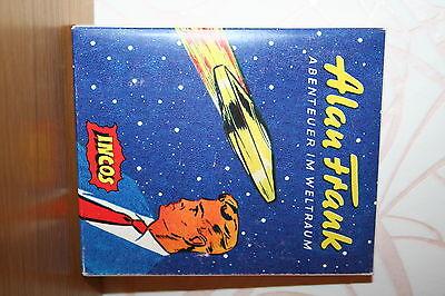 Alan Frank Abenteuer im Weltraum-Incos - Limitierte Auflage Nr.002  von 270