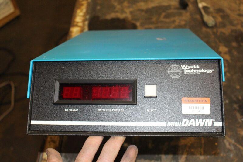 Wyatt Technology Mini Dawn  Laser Photometer