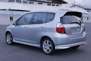 2003 Honda Jazz VTI-S Silver Manual Hatchback Fuel Efficient Canley Vale Fairfield Area Preview