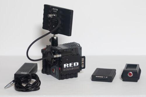 Red Digital Cinema Scarlet Dragon 5K Sensor Digital Camera Kit (710-0242-STD)