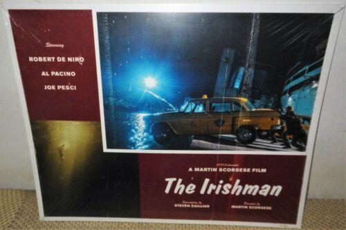THE IRISHMAN NETFLIX 10 11x14 Lobby Cards Pacino Robert DeNiro Joe Pesci, SEALED