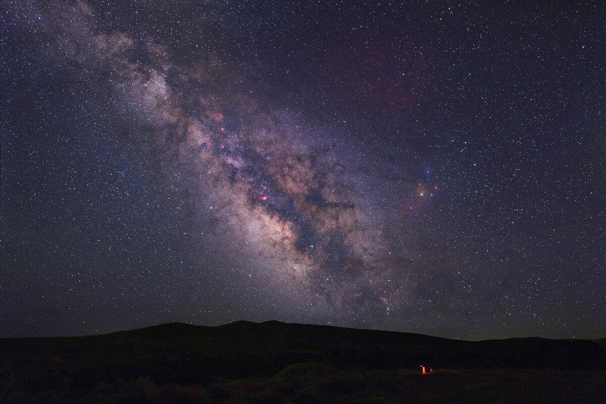 это электромеханическое млечный путь фото с орбиты называют