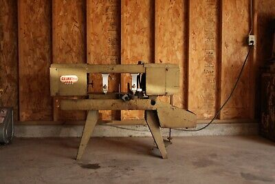Kalamazoo Metal Cutting Band Saw Model 7aw