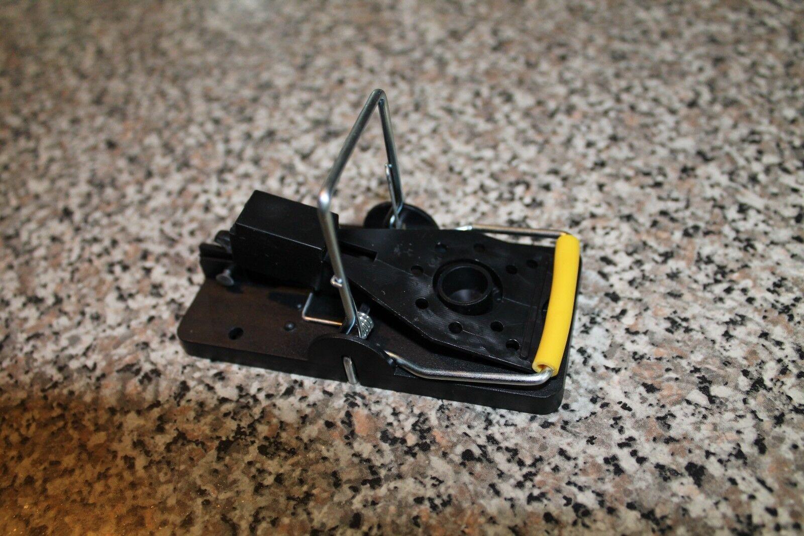 Lot of 240-Pack Snap E Vole traps Mouse Trap Easy Reusable M