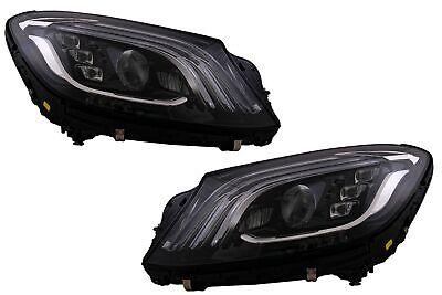 Scheinwerfer LED für MERCEDES S-Klasse W222 Maybach X222 13-17 Facelift Look