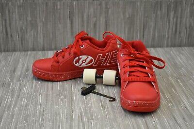 Heelys Kids Split Wheeled Skate Shoes, Little Kid's Size 3, Red