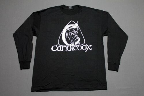 XL * NOS vtg 90s 1993/1994 CANDLEBOX Just Like You L/S t shirt * grunge