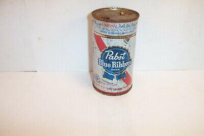 Pabst Blue Ribbon Beer Dumper Flat Top Peoria Heights + 3 Cities   USBC # 110/19