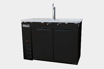 Migali C-dd48-2 Commercial Direct Draw Refrigerator Cooler Beer Dispenser