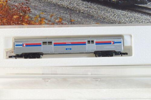 Marklin Z 8764 Amtrak Baggage Car PRE OWNED