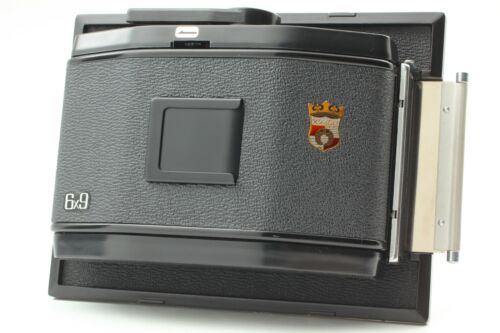 [ MINT+++ ] Wista 6x9 to 4x5 Camera Roll Film Back Holder From JAPAN # 998