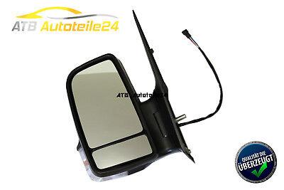 Außenspiegel Spiegel für Mercedes Sprinter 906 VW Crafter links elektrisch