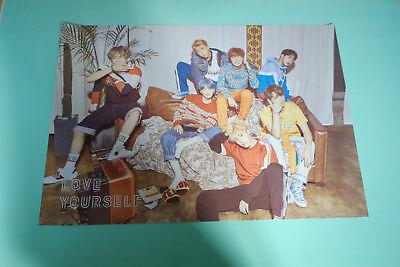 BTS 5th Mini Album (LOVE YOURSELF 承 Her) Random ver. OFFICIAL 1 FOLDED POSTER