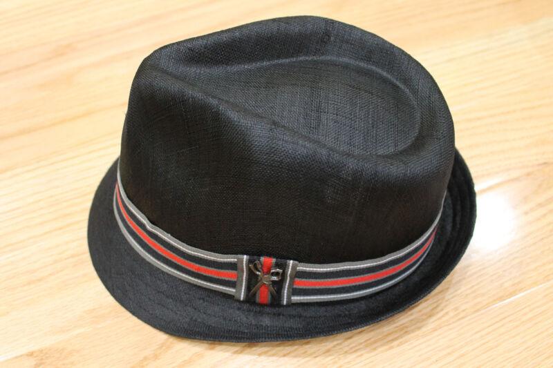 Marc Ecko Designer Trilby Fedora Hat