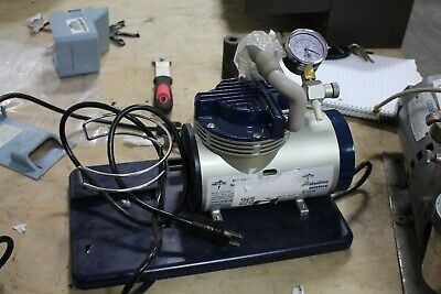 Medline Hcs 7000 Vac Assist Portable Aspirator Suction Pump Machine Unit