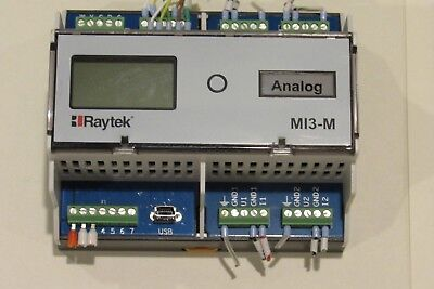 Raytek Mi3-m Analog Non Contact Temperature Monitor