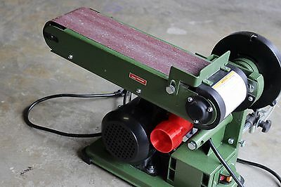 Vac Attachment Sawdust Collector for Central Machinery Belt & Disk Sander Shop