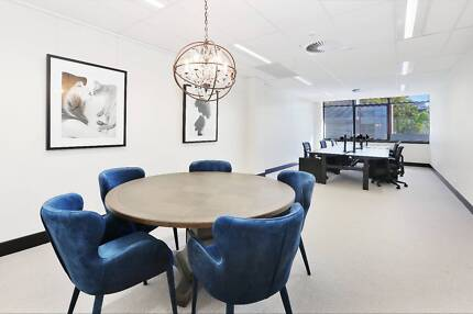 INSPECT TODAY! New furnished offices for 1-15 people in Pymble