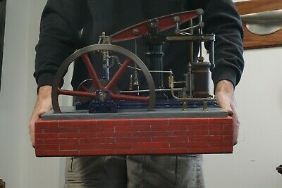 Me Beam Steam Engine With Governor.