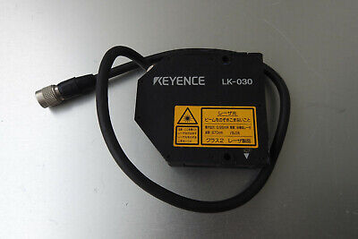 Keyence Lk-030 Ccd Laser Displacement Sensor Lk-030 High Precision