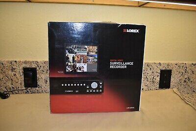Lorex Digital Video Survellance Recorder Model # L214251 4 Channel DVR 250 GB HD Lorex Dvr Digital