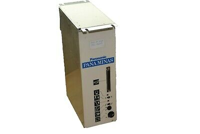 Panasonic Ac Servo Drive Msp0522an10b 220v 3ph Msp0522an1 Driver 480 W