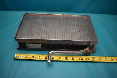 Used Magnetic Chuck 11-34 X 5-78 X 3 Made In Japan