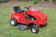 USED COX STOCKMAN RIDE ON MOWER IN EXCELLENT CONDITION Maffra Wellington Area Preview
