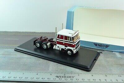 NEO 64022 FORD CLT 9000 1983 COE Tractor Unit Truck 1/64 Scale