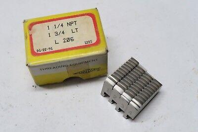New Landis Threading L0l000206 1-14 Npt X 1-34 Lt L 206 Tap Chasers