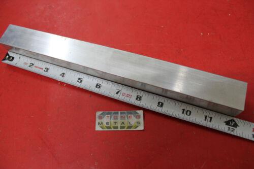 "1-1/4""x 1-1/4""x 1/8"" Wall x 12"" Long ALUMINUM SQUARE TUBE 6063 T52 New 1.25"" OD"