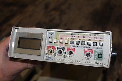 Fluke Digital Multimeter Model 8010a