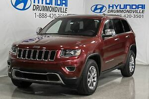 Jeep Grand Cherokee 2014 + LIMITED + 3.6L + 4X4 + NAVI + TOIT +