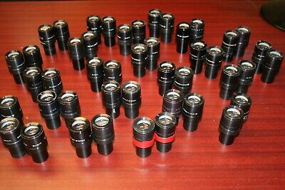 Bausch Lomb 31-15-71 10x Wf Stereo Microscope Eyepieces Set Of 2