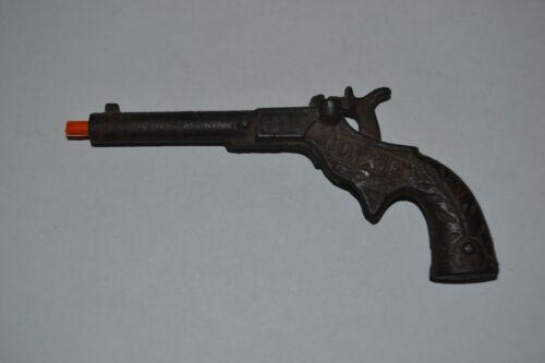 RARE ANTIQUE CAP GUN STEVENS DIXIE  Cast Iron Cap Gun