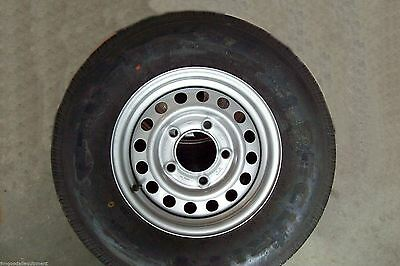 Nifty Tm34hmodel Towable Boom Lift Replacement Wheel Tires Oem Factory Wheel