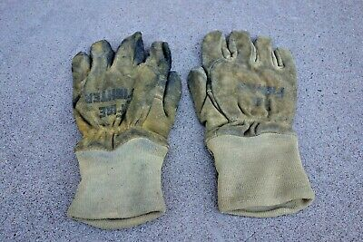 Fire Fighter Brand Structural Or Wildland Gloves - Large 14