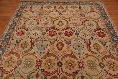 - Art and crafts Persian Traditional 5X8 Beige area Rug wool area rugs carpet EDH