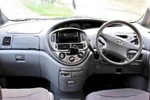 2002 Toyota Tarago van