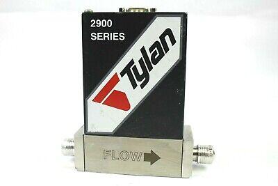Tylan 2900 Series Fc-2902m Mass Flow Controller N2 2 Sccm