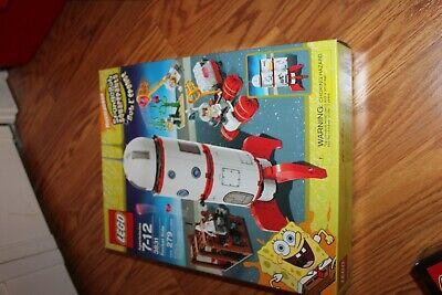 Lego Spongebob Squarepants Set # 3831 Rocket Ride - Excellent Condition, Complet